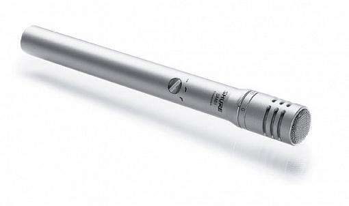 Вокально-инструментальный микрофон SHURE SM81